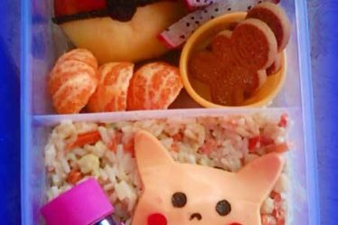 Pokemon Bento Easy