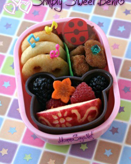 Simply Sweet Bento
