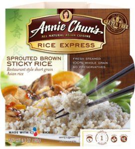 anny chun's rice express