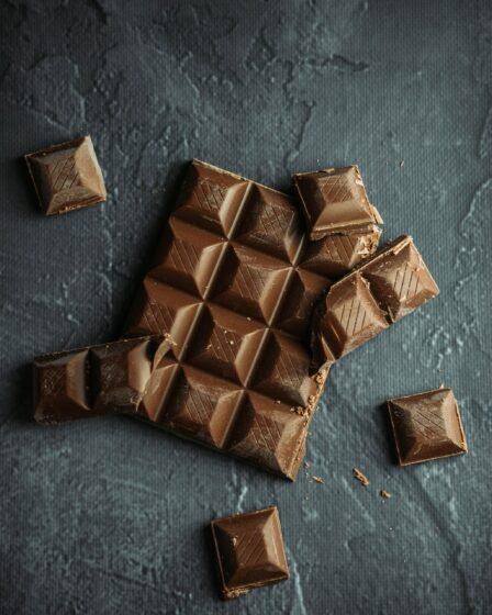 Magic Mushroom Chocolate