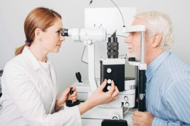 Orthokeratology treatment