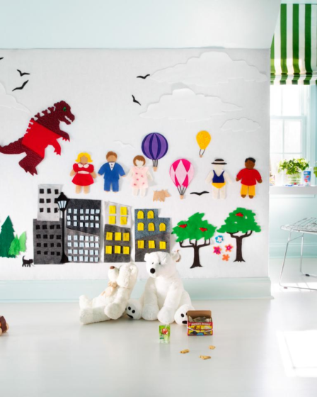Kid's Bedroom Decor