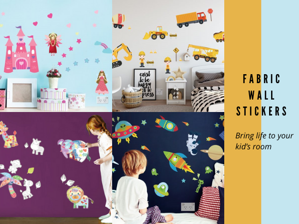 Do you want to add exciting designs to your boring walls?