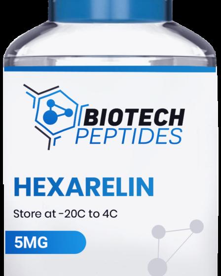Benefits of Hexarelin